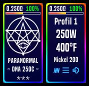 DNA 75 Color, 250 Color - Evolv DNA Forum
