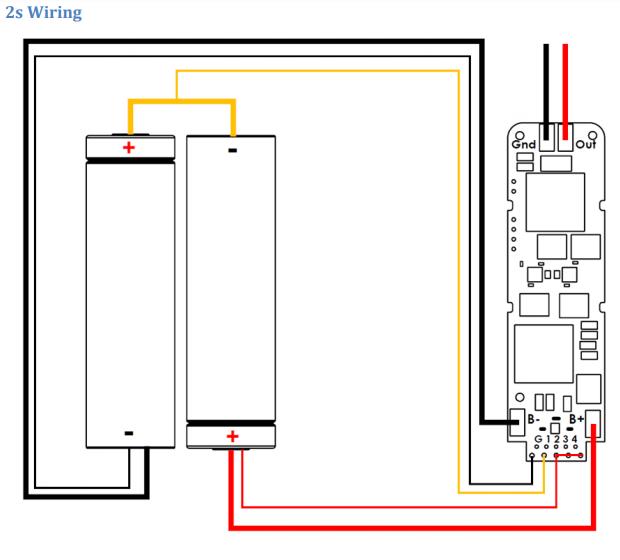 2s Lipo Battery Wiring Diagram